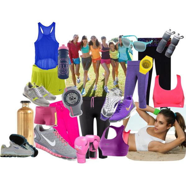 Trendy Sportswear