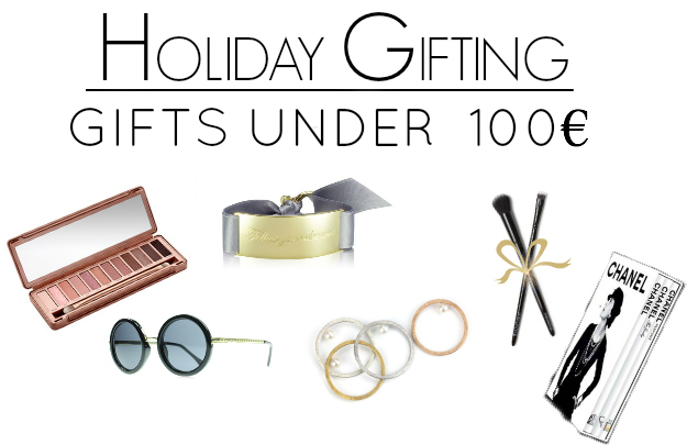 Holiday gifting gifts under the thdistrict