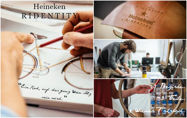 HEINEKEN RIDENTITY
